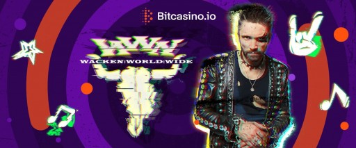 Bitcasino Turns Up the Volume With Wacken World Wide Sponsorship