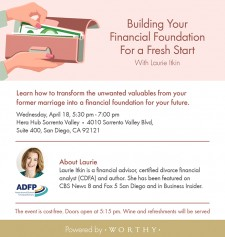 Building Your Financial Foundation for a Fresh Start Hosted by Worthy and The Options Lady