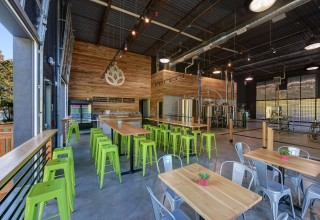 Great Rhythm Brewing Company Interior
