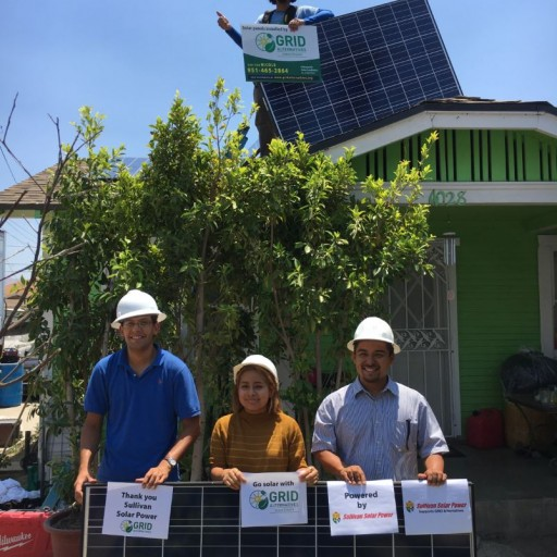 The Gift of Solar Will Be Helping Local Riverside Family Send Kids to College