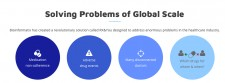 Solving Problems at Global Scale