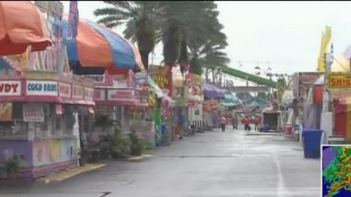 Tornados and Rough Weather Open Fair Season at the South Florida Fair