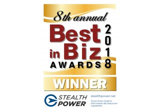 Stealth Power - Best of Biz 2018 Winner