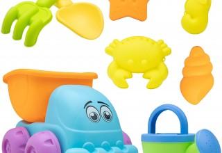 Marine Life Sensory Sand Toys for Kids