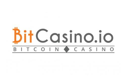 Bitcasino.io Nominated for EGR Operator Award