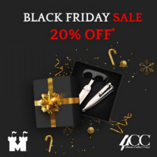 Black Friday Sale - Best offers on Museum Replicas and Atlanta Cutlery
