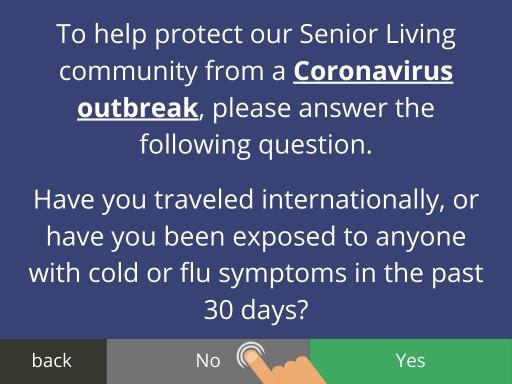 Reducing the Spread of Coronavirus in Senior Living Communities and Nursing Homes