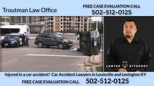 Best Car Accident Attorney in  Louisville KY and Lexington KY 502-512-0125