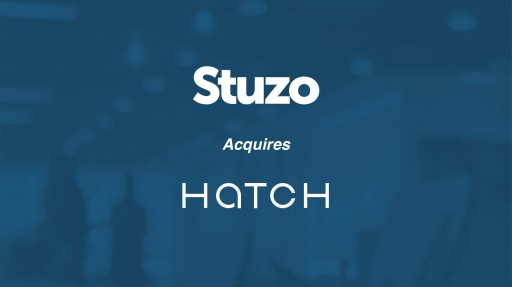 Rapid Stuzo Growth Powers Acquisition of Hatch, Creating Intelligent 1:1 Loyalty and Contactless Commerce Platform