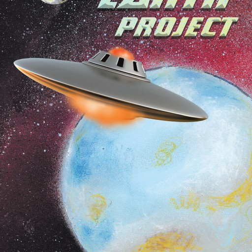 Larry Wood's New Book, 'The Earth Project' is an Entertaining Book That Chronicles Earth's First Starship Commander's Adventures and Misadventures.