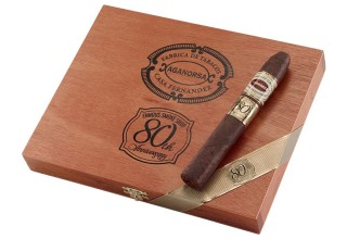 Aganorsa Leaf Box Famous 80th Anniversary