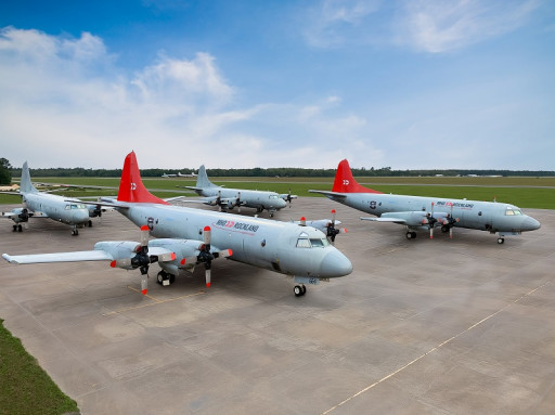 MHD-ROCKLAND and ESG Aerosystems Keep the P-3 Legacy Alive