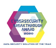"ManagedMethods Named ""Data Security Solution of the Year"" in 2020 CyberSecurity Breakthrough Awards"