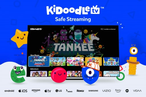 Tankee Expands Gaming Content Reach on Kidoodle.TV®