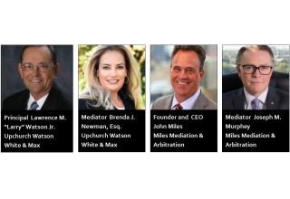 Presenters for June 14 CLE Webinar