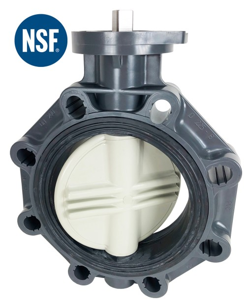 Valworx Introduces New Product Line: PVC Butterfly Valve