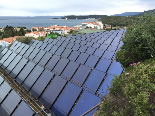Solimpeks Produces One Million Square Meters of Solar Collectors