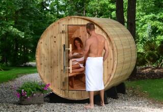 Fayette Outdoor Sauna