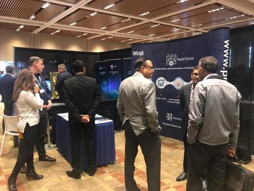 Winjit's New Automated Machine Learning Platform, PredictSense, Showcased at AI & Big Data Expo, Santa Clara