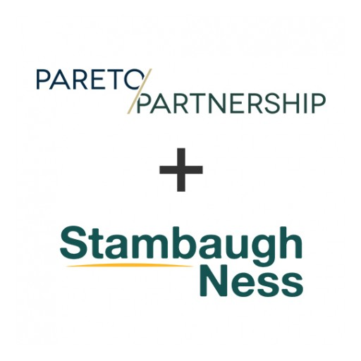 Stambaugh Ness Welcomes Pareto Partnership to the Firm