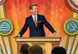 Mr. David Miscavige, Chairman of the Board Religious Technology Center, led the dedication of Harlem's new Ideal Church of Scientology and Community Center.