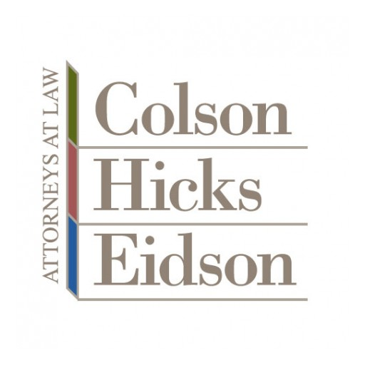 Trial Firm Colson Hicks Eidson Discusses Ethiopian Airlines Preliminary Crash Report