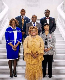 Six of the Divine Nine International Presidents Convene During Congressional Black Caucus