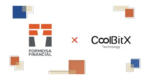 Formosa Financial and CoolBitX Partnership Announcement