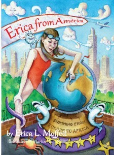 Erica From America...Swimming from Europe to Africa