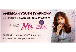 AYS - Year of the Woman Concert