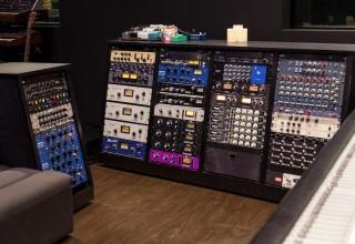 Hybrid Studios - Studio A - Detail