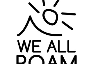 We All Roam Logo