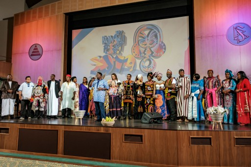 Uniting Cultures Through Art at the Church of Scientology of the Valley