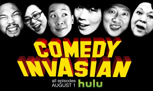 First Asian American Stand Up Series Comedy InvAsian to Stream Exclusively on Hulu August 1