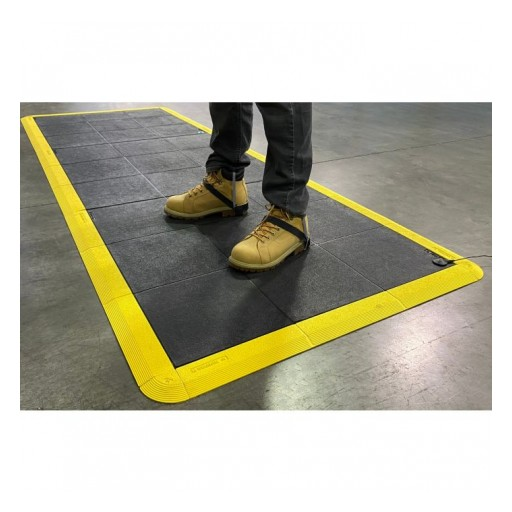 Wearwell® Awarded Patent for 24/Seven LockSafe® Rubber Flooring