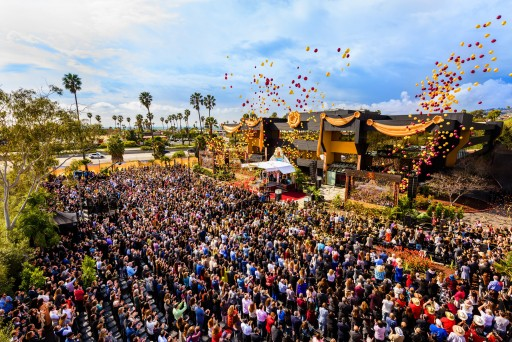 Scientology Ideal Org Rises Like a Legendary King Wave in Ventura's Surf City