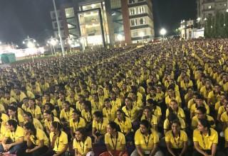 Reaching 2,000 youth