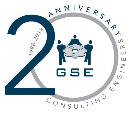 2018 Marks the 20th Anniversary for GSE Consulting Engineers