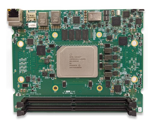 Mantaro Networks Releases First Intel Agilex System on Module (SOM)