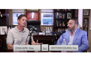 Tune into attorney Matthew Dolman's new podcast