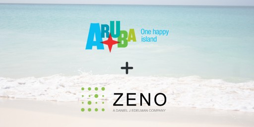 Zeno Group Wins Aruba Tourism Authority in Competitive Review