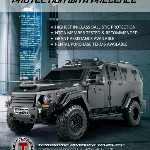 Terradyne Expands Law Enforcement Presence in the US