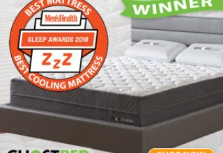 Men's Health Sleep Awards - Best Mattress
