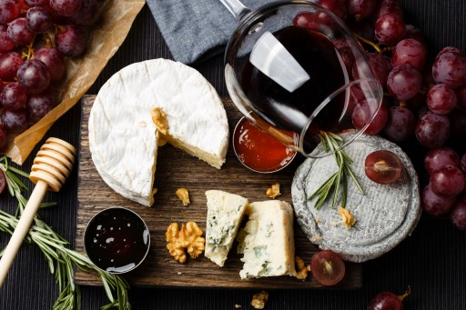 Fromage and Wine Pairings Made Easy