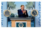 Lake Forest Mayor Pro Tem Scott Voigts at the dedication of the new Ideal Church of Scientology Mission of South Coast.