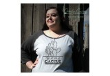 New Comfy Curves Ladies Baseball Tee