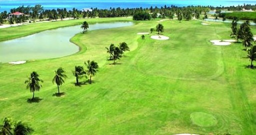 The Astounding Revelation of Caye Chapel's Luxury Golf Course Project