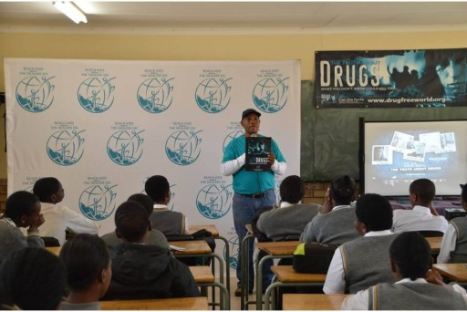 Setting New Goals on the Road to a Drug-Free South Africa