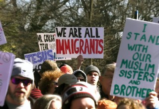 Immigrants Are Welcome