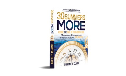 30 Summers More Earns Multi-Amazon Best Selling Book Awards; Aegis Living CEO Details 'Longevity Bio-Hacking' for Boomers